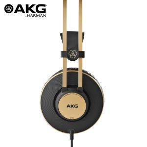 AKG K92 Closed-Back Studio Headphones Headphones IMG