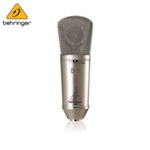Behringer B-1 Gold-Sputtered Large-Diaphragm Studio Condenser Microphone Condenser Microphone IMG
