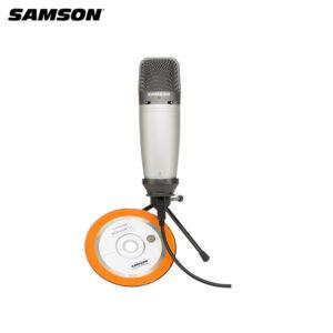 Samson C03U Pro Multi Pattern USB Studio Condenser Microphone USB Microphone IMG