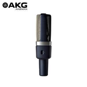 AKG C214 Professional Large Diaphragm Condenser Microphone Condenser Microphone IMG