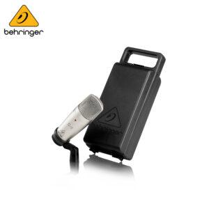 Behringer C-3 Dual-Diaphragm Studio Condenser Microphone Condenser Microphone IMG
