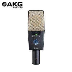 AKG C414 XLII References Multipattern Condenser Microphone Condenser Microphone IMG
