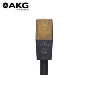 AKG C414 XLS References Multipattern Condenser Microphone Condenser Microphone IMG