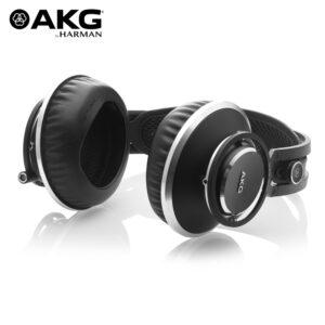 AKG K872 Master Reference Closed Back Headphone Headphones IMG