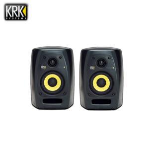 KRK VXT4 4-Inch 2-Way Active Studio Monitor (Pair) Studio Monitor IMG
