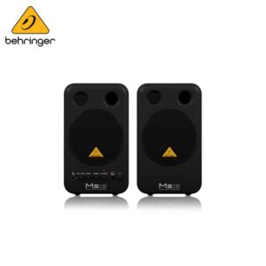 Behringer MS16 High-Performance, Active 16-Watt Personal Monitor System Studio Monitor IMG