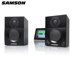 Samson MediaOne BT3 Active Studio Monitors with Bluetooth Studio Monitor IMG