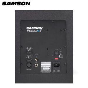 Samson Resolv SE8 2-Way Active Studio Reference Monitor (Pair) Studio Monitor IMG