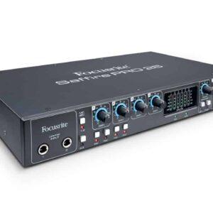 Focusrite Saffire Pro 26 18-in/8-out Firewire Audio Interface Audio Interface IMG