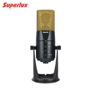 Superlux L401U Large Diaphragm USB Microphone(PC, Android, iOS) USB Microphone IMG