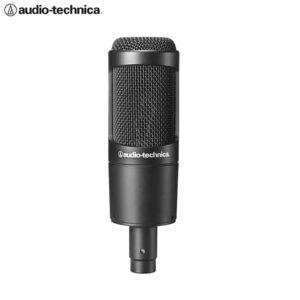 Audio Technica AT2035 Cardioid Condenser Microphone Condenser Microphone IMG