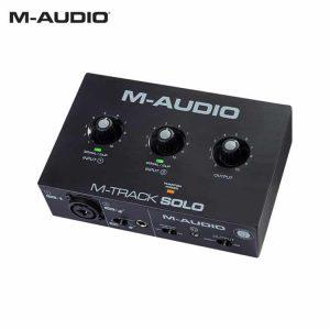 M-Audio M-Track Solo Audio Interface Audio Interface IMG
