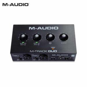 M-Audio M-Track Duo Audio Interface Audio Interface IMG