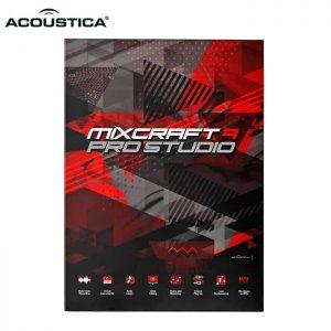 Mixcraft 9 Pro Studio -1