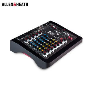 Allen & Heath ZEDi-10 Hybrid Compact Mixer / 4×4 USB Interface Audio Mixers IMG