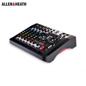 Allen & Heath ZEDi-10FX Hybrid Compact Mixer / 4×4 USB Interface With FX Audio Mixers IMG
