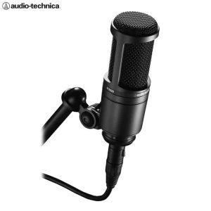 Audio Technica AT2020 Cardioid Condenser Microphone Condenser Microphone IMG